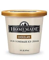 Homemade Brand Junior Chocolate Ice Cream